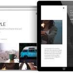 Portfolio WordPress Theme,