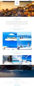 Sun Resort – A Hotel Business WordPress Theme